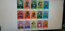 Animal Crossing Amiibo Cards Series 4 - #301-400 - Pick and Choose!
