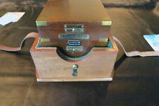 Hamilton Ship Chronometer Model 21, Rare U.S. Maritime Commission, 2E11080