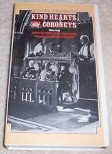 Kind Hearts and Coronets Vhs Video Ealing Comedies Dennis Price Alec Guinness