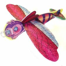 Pack of 5 Insect Toy Poly Gliders - Fun Pocket Money Toys