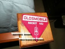 Oldsmobile  Rocket 442   jacket patch-)