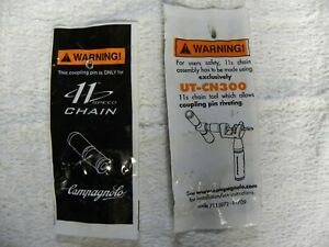 Quick attach to pin for bike chain 1 3 speed vintage retro #1028