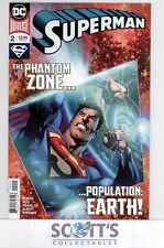 SUPERMAN #2 NEW (BAGGED & BOARDED) FREEPOST