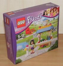 *NEU* Lego Friends 41098 EMMAS KIOSK  Briefkasten Sitzbank Ständer viel Zubehör
