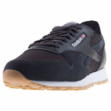Baskets gris Reebok pour homme classic leather