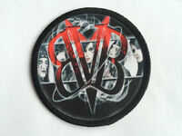 BLACK VEIL BRIDES Embroidered Rock Band Iron On/Sew On Patch UK SELLER Patches