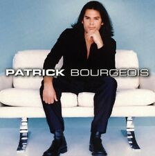 Patrick Bourgeois - Patrick Bourgeois [New CD] Canada - Import