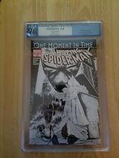 Amazing Spider-man # 638 PGX 9.8 Quesada Sketch Variant Stan lee, 678 one moment