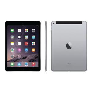 "Apple iPad Air A1475 Tablet Wi-Fi+Cellular 32GB Space Grey 9.7""Unlocked Bargain"