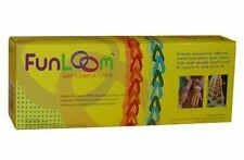 Funloom Rubber Band Bracelet Kit-Not Rainbow Loom,but works with Rainbow Loom