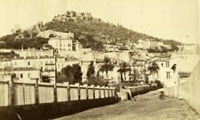 83400 Hyeres General View France Old Photo CDV 1875