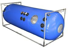 "New 27"" Newtowne Hyperbaric Chamber Oxygen Therapy Easy Assist with Dr's-Note"