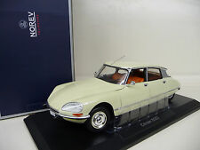 Citroen DS23 Pallas ivory Norev 1:18 FREE SHIPPING worldwide