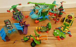 Teenage Mutant Ninja Turtles - Sammlung Vehicles / Gear