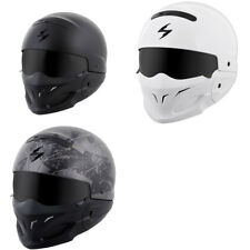 2019 Scorpion Covert Convertible 3-in-1 Motorcycle Helmet - Pick Size & Color