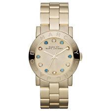 MARC BY MARC JACOBS Uhr MBM3215 AMY DEXTER Gold Damen Edelstahl Armbanduhr NEU