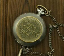 Vintage pocket watch Molnija 3602 MIMSX Soviet USSR Collectible soviet era