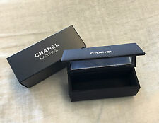 Chanel Maquillage Black Lipstick Case Mirror Inside  * New in Box VIP Gift