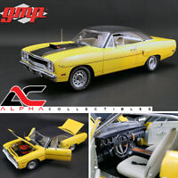 "PREORDER GMP 18924 1:18 1970 PLYMOUTH ROAD RUNNER ""THE LOVED BIRD"" WITH FIGURE"