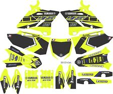 Vibrant Highlighter YAMAHA GRAPHICS  YZ 125 YZ125 2015 2016 2017