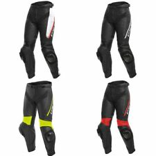 Dainese Delta 3 Leather Sports Motorcycle Bike Motorbike Riding Pants / Jeans