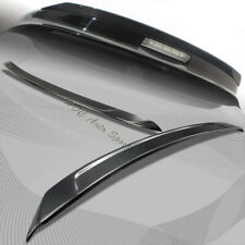 For 2011-2015 Toyota Sienna Real Carbon Fiber Rear Roof Lip Trunk Spoiler Wing