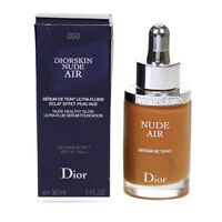 Dior Serum Foundation Mocha 060 Diorskin Nude Air  - Damaged Box