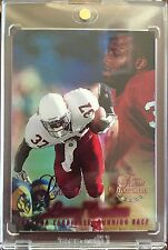 1997 Flair Showcase Legacy MASTERPIECE 1/1 Larry Centers