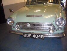 VERY RARE 1964 FORD CONSUL CORTINA MK.1 1500  SUPER 4 DOOR SALOON