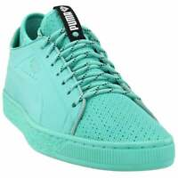Puma Basket Sock Low X Diamond Lace Up  Mens  Sneakers Shoes Casual   - Blue -