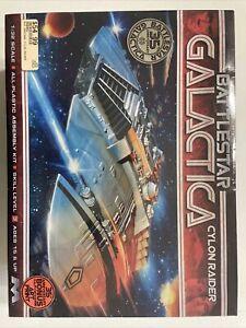 Battlestar Galactica Cylon Raider 1:32 Model Kit SEALED 35th Anniversary Edition