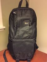 Lowepro Fastpack 100 DSRL Camera Backpack with side access
