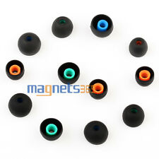 6Pairs Replacement Silicone Earbuds Ear Tips For Sony XBA MDR DR Series