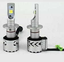 KIT H7 LED 2 PZ RIATEC MOD7807 HEADLIGHT LENS 12/24 6500k 600 lumen Lenticolari