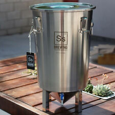 Ss Brewtech 7 Gallon Stainless Steel Brew Bucket Fermenter