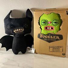 Fuggler Funny Ugly Monster Winged Bat and Green Rabid Rabbit