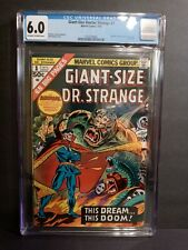 GIANT-SIZE STRANGE #1 1975 CGC Graded 6.0