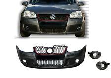PARECHOC PARE CHOC VW GOLF 5 TYPE GTI EN ABS + 2 ANTIBROUILLARD CHROME