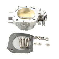 70MM BILLET THROTTLE BODY HONDA CIVIC SI CRX INTEGRA GSR DIRECT FIT