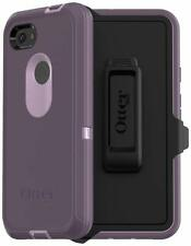 OtterBox Defender Series Case and Holster for Google Pixel 3a XL Purple Nebula