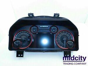 "Ram 1500 REBEL RED CLUSTER 7"" EVIC Premium Speedometer OEM 68280858 UPGRADE"