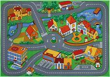 Kinderteppich Spielteppich Straße Stadt Associated Weavers 95 x 133 cm