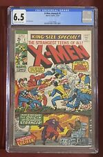 X-Men Annual #1 (1970) CGC 6.5 [King-Size Special]