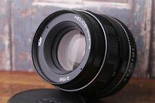 Soviet lens,Linse HELIOS 44m-4 2/58mm M42 Bokeh LENS, Portrait Lens,Good Condit