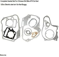 110cc Electric Start quad atv bike chinese import Engine complete Gasket Set
