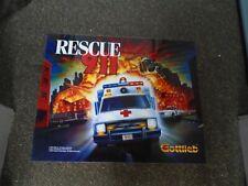 Gottlieb Rescue 911 Pinball Translite New Old Stock