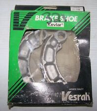 Vesrah Brake Shoes Part #VB-133 NEW in Manufacturers Package FREE SHIPPING PEG