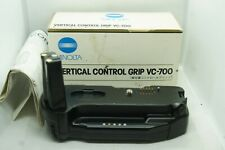 Minolta vertical control grip VC-700 box pack from Japan, A0161