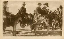 Spain Granada - Tipos de una Romeria old sepia postcard