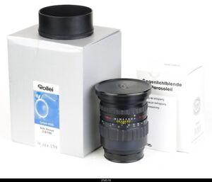Rollei Schneider Tele Xenar 2.8/180mm HFT  Lens  Rolleiflex 6008    Mint Box